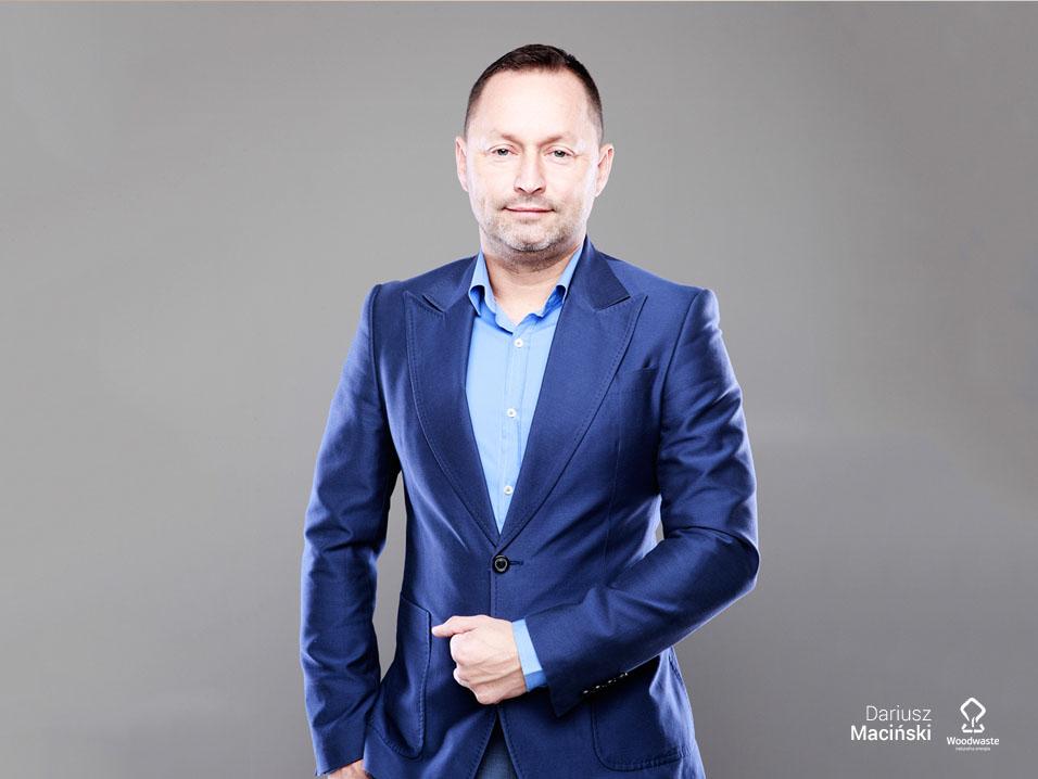 Zdjęcie - Dariusz Maciński